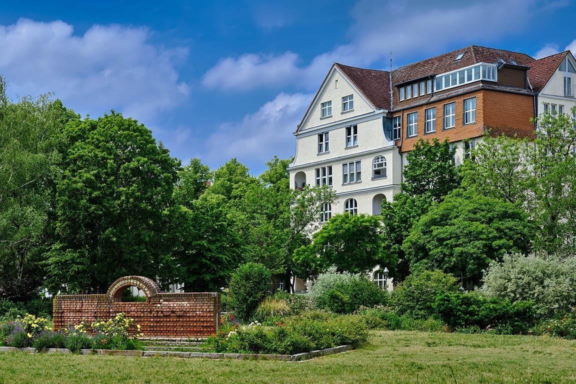Was ist eine Immobilie in Berlin Westend wert?
