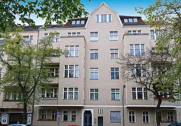 Drei-Zimmer Teileigentum/Wohnung in gefragter Lage von Berlin-Charlottenburg, fußläufig zum Lietzensee