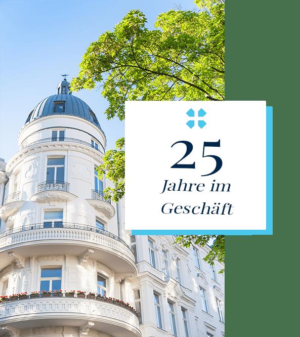 Immobilienmakler Berlin Charlottenburg in Westend